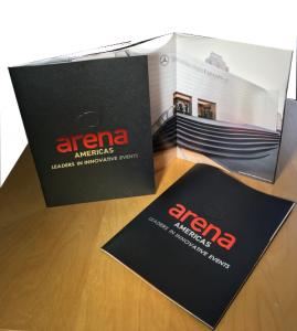Arena Americas Presentation Folder