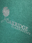 Oakridge Diagnostics, Inc.